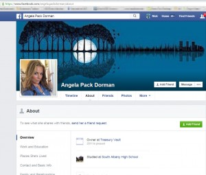 angela dorman facebook